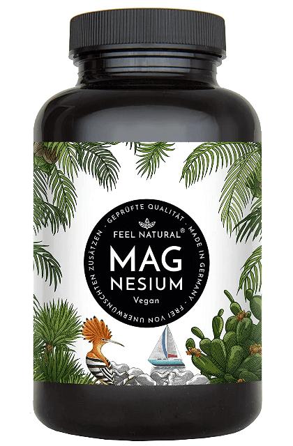 Beuge Magnesium Mangel vorbeugen und unterstütze deine Muskelkraft