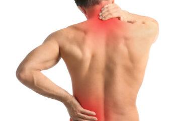 Muskelverhärtungen im Rücken – Ursachen, Symptome, Behandlung