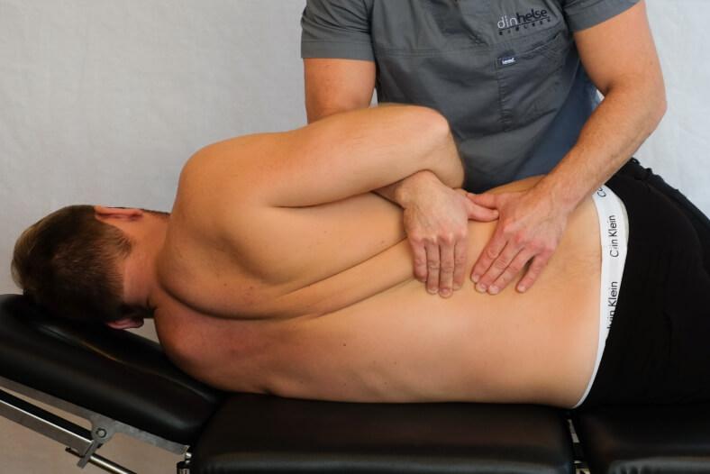 Anwendungskonzepte Rückenschmerztherapie