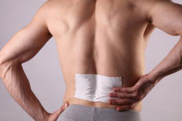 Schmerzpflaster für den Rücken – Arten, Anwendung und Wirkung