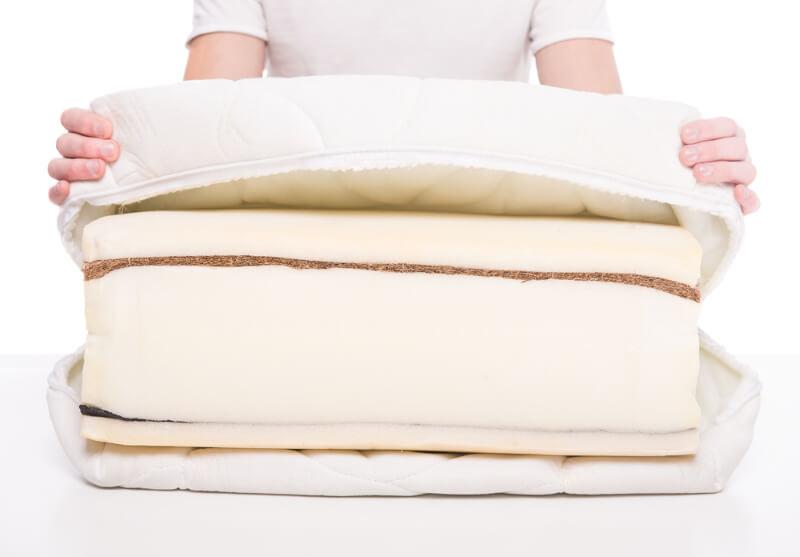 Die richtige Matratzenart gegen Rückenschmerzen bestimmen
