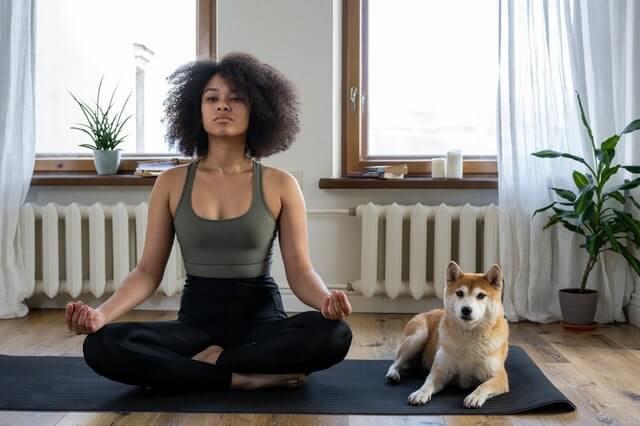 Yoga bei Rückenschmerz