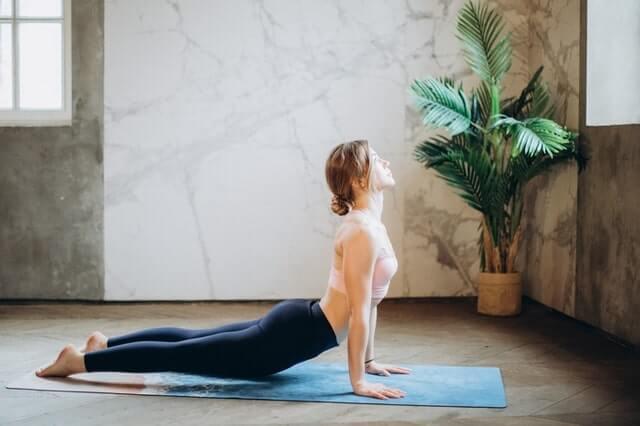 Yoga - gegen Rückenschmerzen