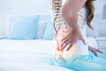 Brennende Rückenschmerzen – Ursachen und 7 Tipps zur Linderung