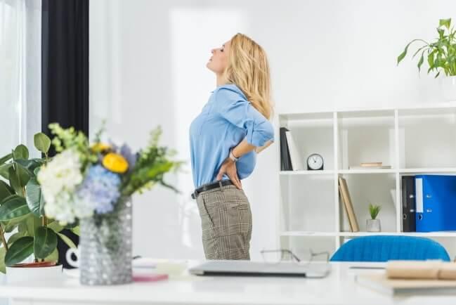 gegen Rückenschmerzen mit CBD vorgehen