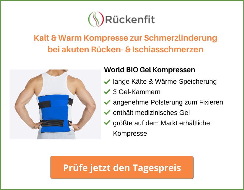 World Bio Kühlpack zur Muskelentspannung