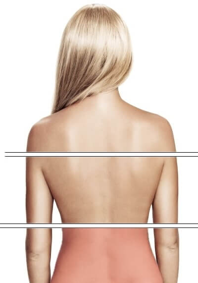 Schmerzen im unteren Rückenbereich